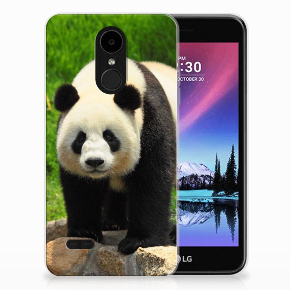 LG K4 (2017) TPU Hoesje Panda