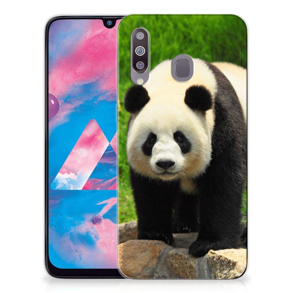 Samsung Galaxy M30 TPU Hoesje Panda