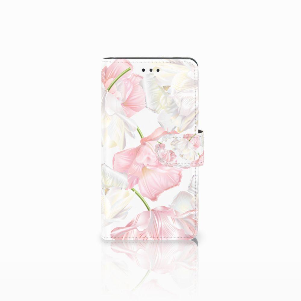 Nokia 7 Boekhoesje Design Lovely Flowers