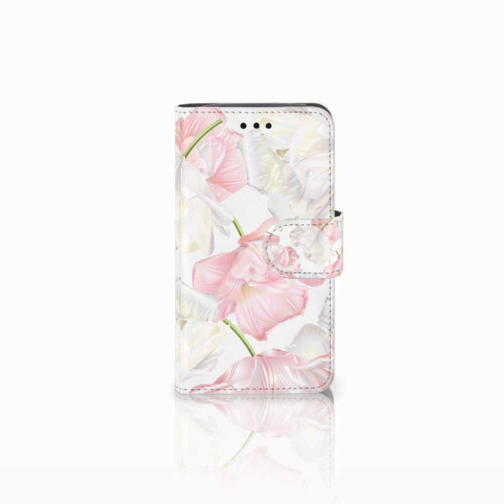 Samsung Galaxy Core i8260 Boekhoesje Design Lovely Flowers