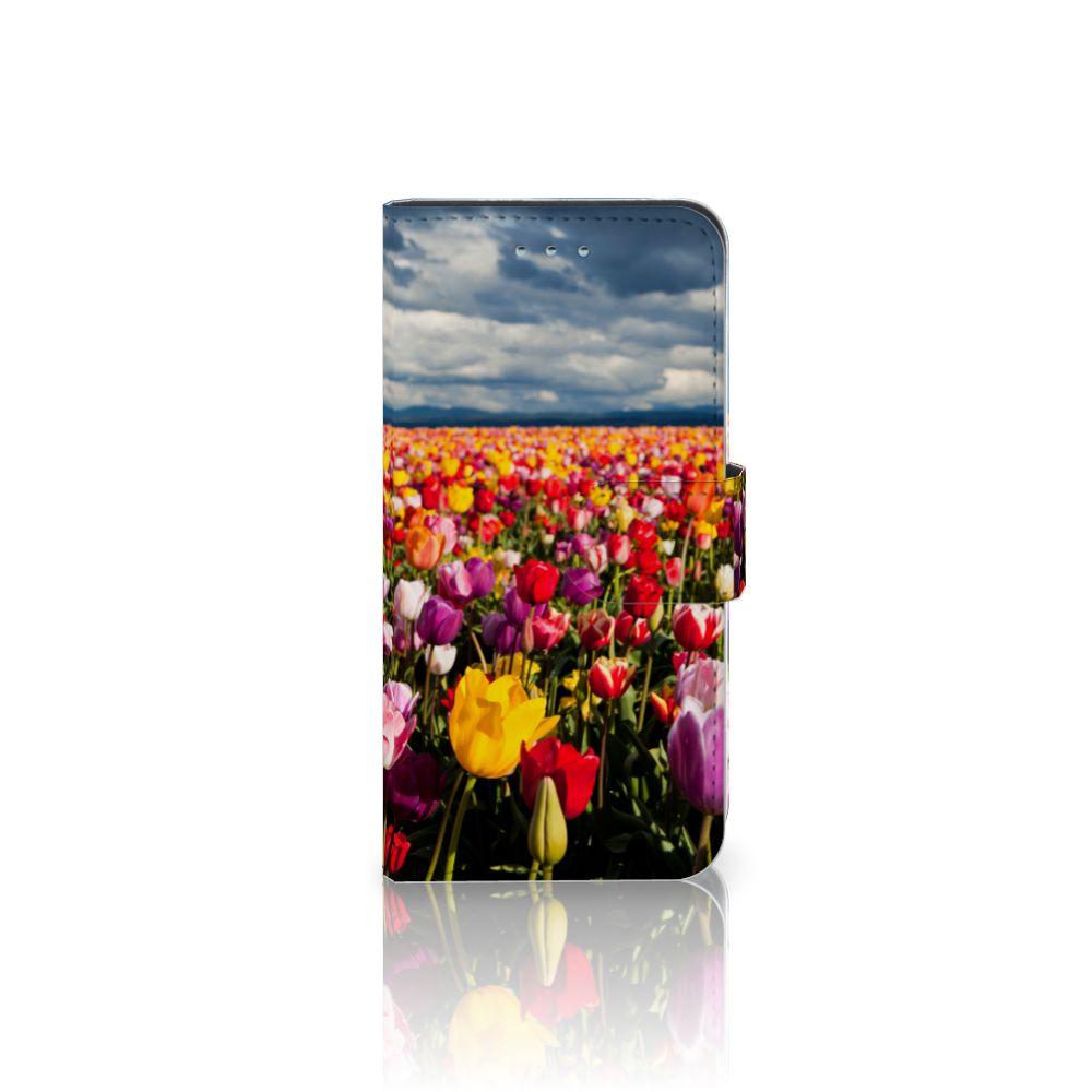 Samsung Galaxy S6 | S6 Duos Uniek Boekhoesje Tulpen