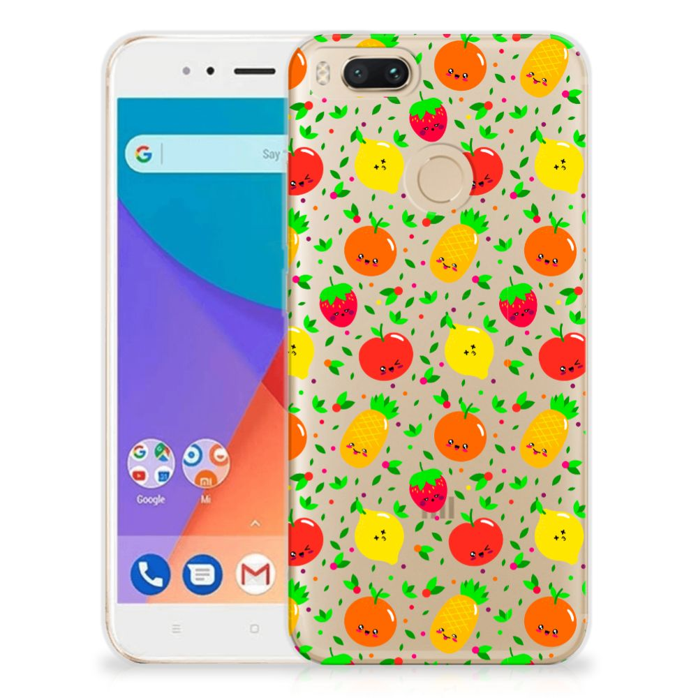Xiaomi Mi A1 Siliconen Case Fruits