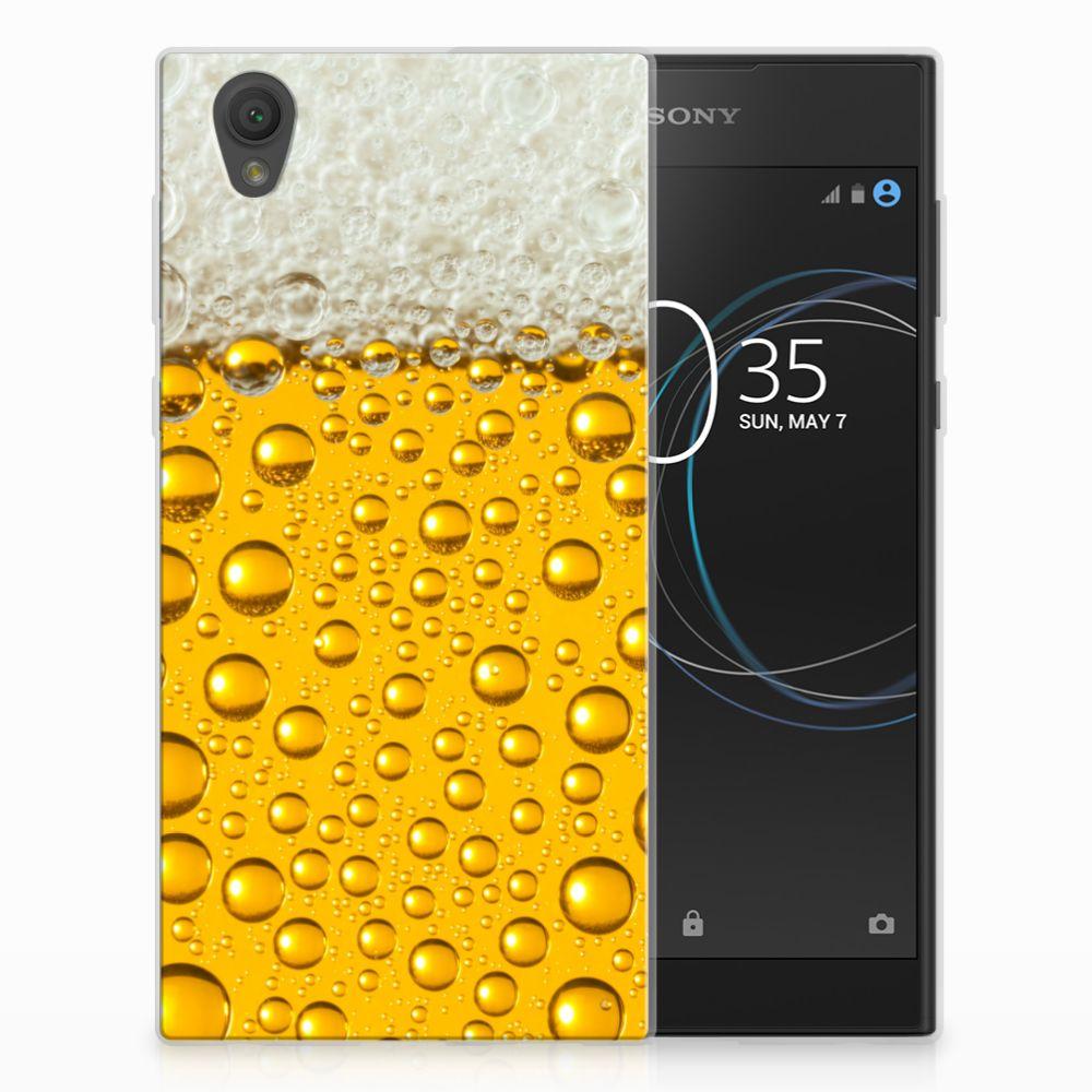 Sony Xperia L1 Siliconen Case Bier