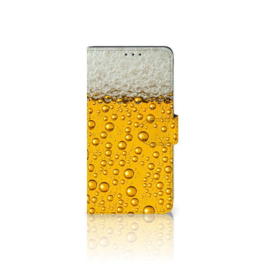 Samsung Galaxy A8 Plus (2018) Uniek Boekhoesje Bier
