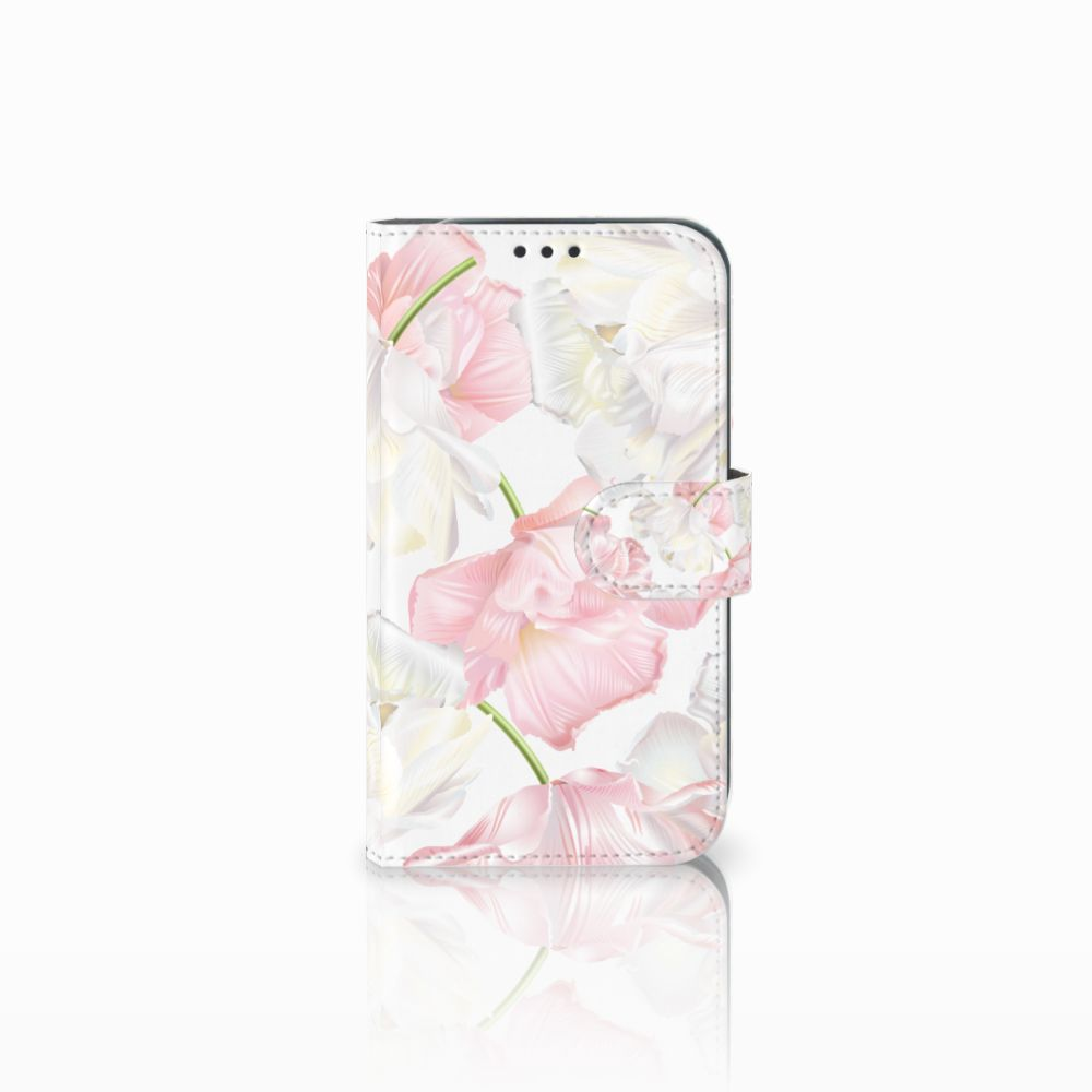 Samsung Galaxy Xcover 4 Boekhoesje Design Lovely Flowers