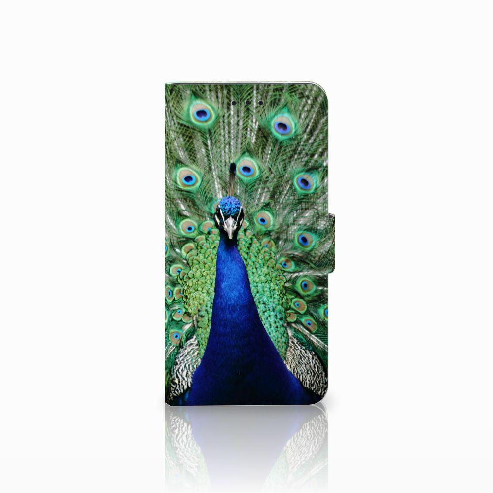 Motorola Moto E5 Boekhoesje Design Pauw