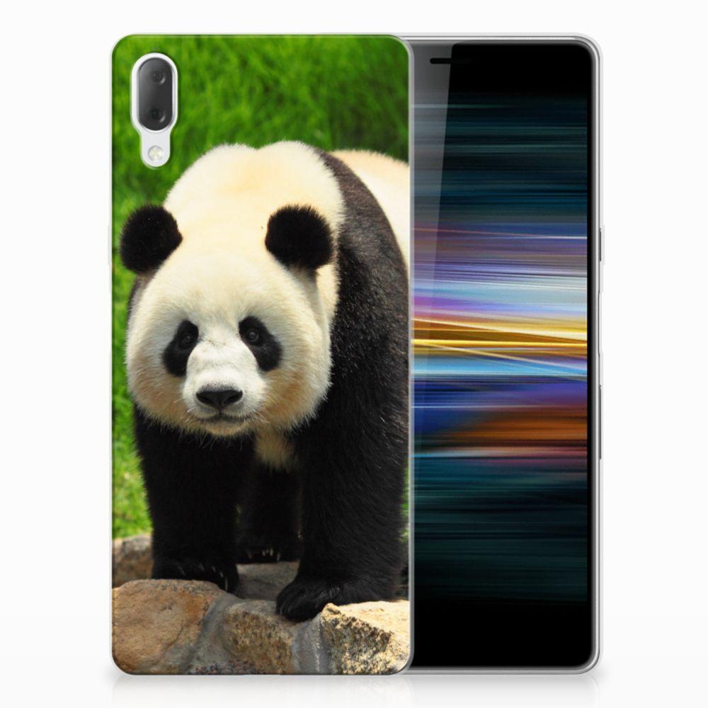 Sony Xperia L3 Leuk Hoesje Panda