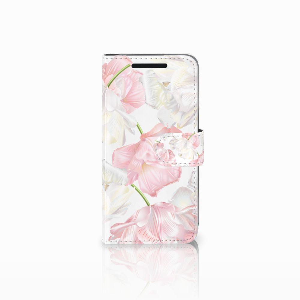 HTC One M9 Boekhoesje Design Lovely Flowers