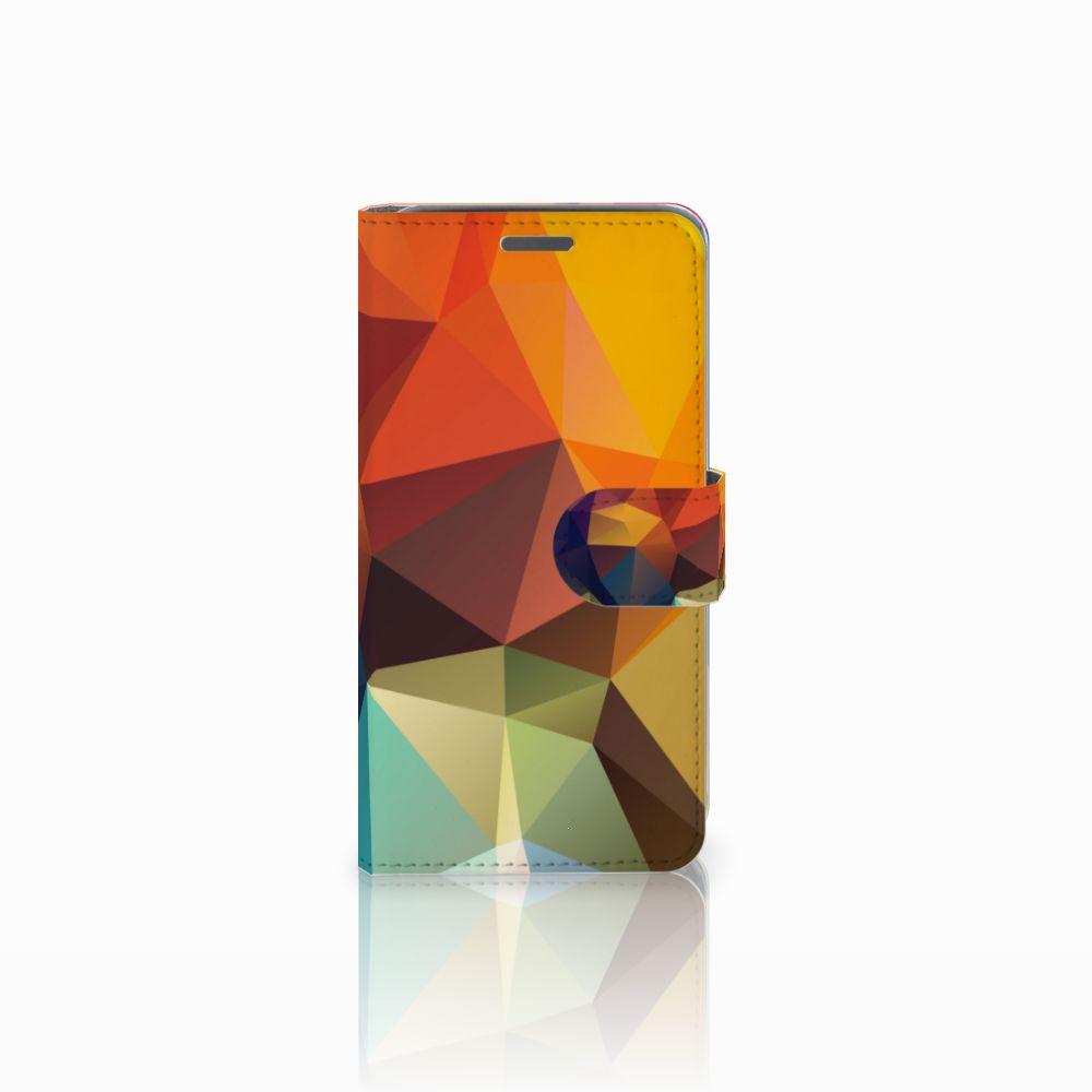 Wiko Rainbow Jam Bookcase Polygon Color