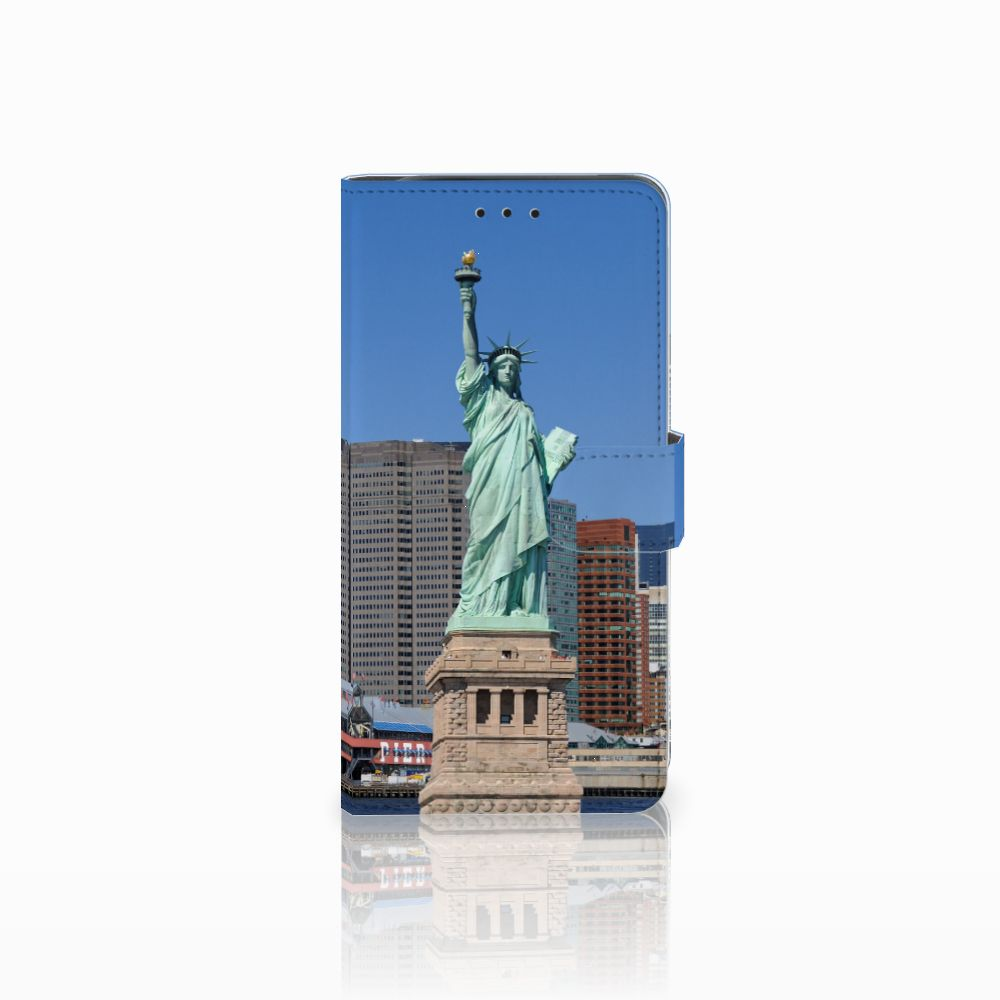 Samsung Galaxy J6 Plus (2018) Flip Cover Vrijheidsbeeld
