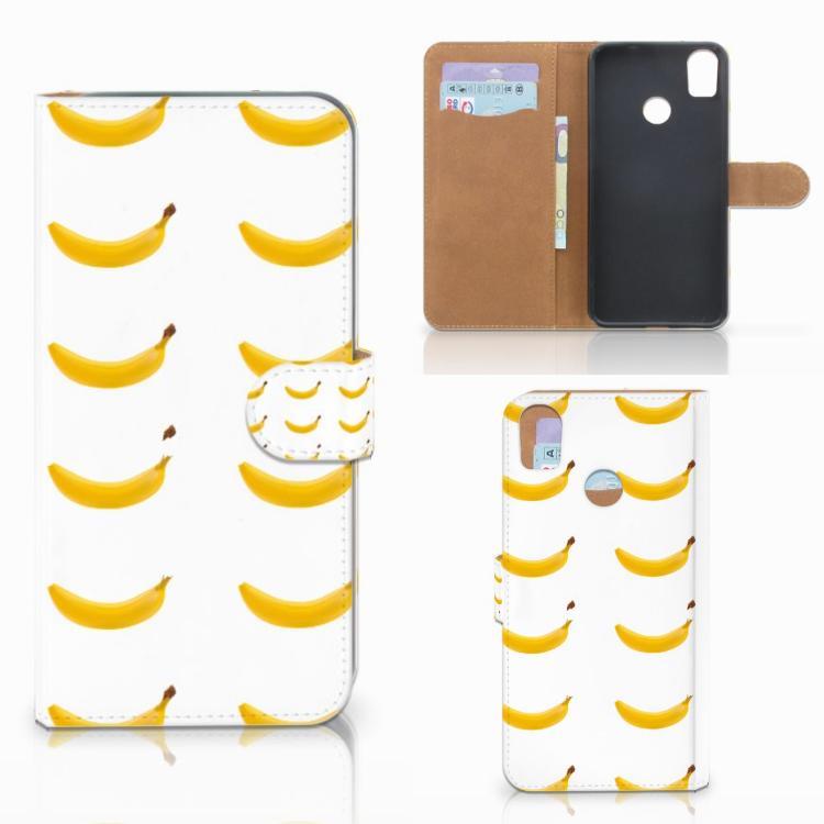 HTC Desire 10 Pro Book Cover Banana