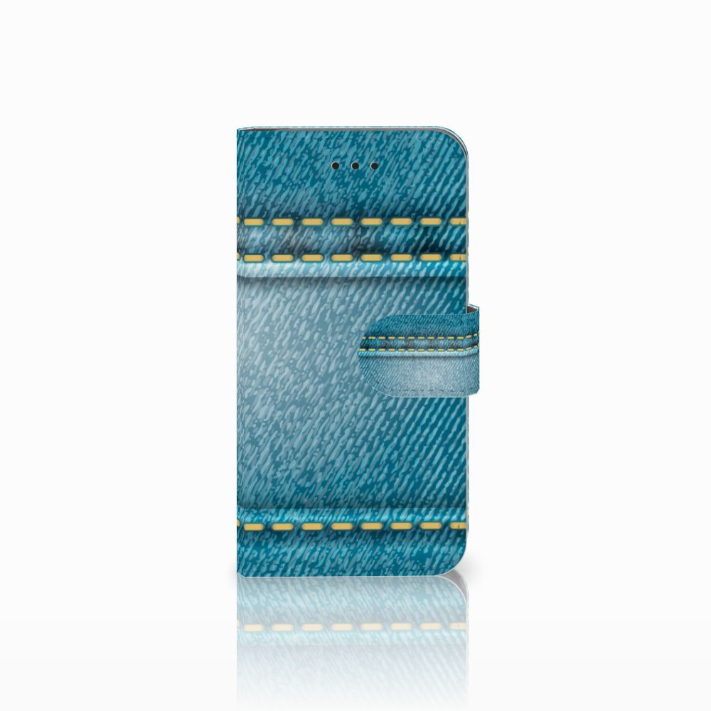 Apple iPhone X | Xs Boekhoesje Design Jeans