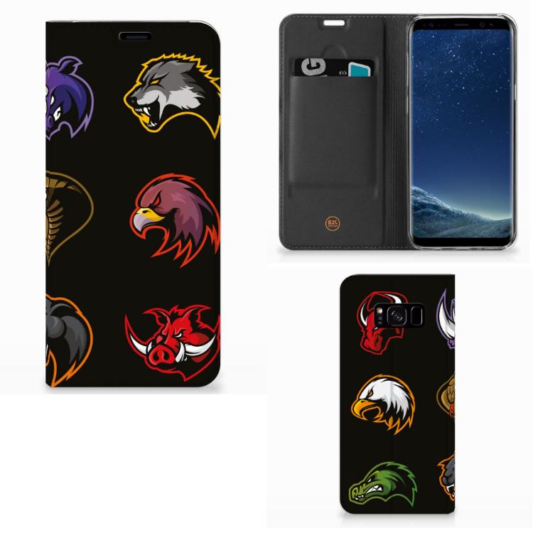 Samsung Galaxy S8 Plus Magnet Case Cartoon