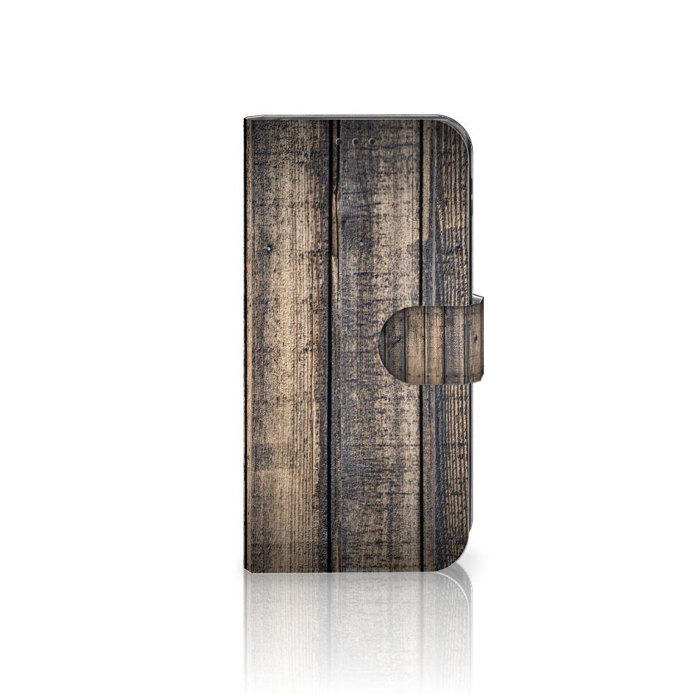 Samsung Galaxy J5 2017 Book Style Case Steigerhout