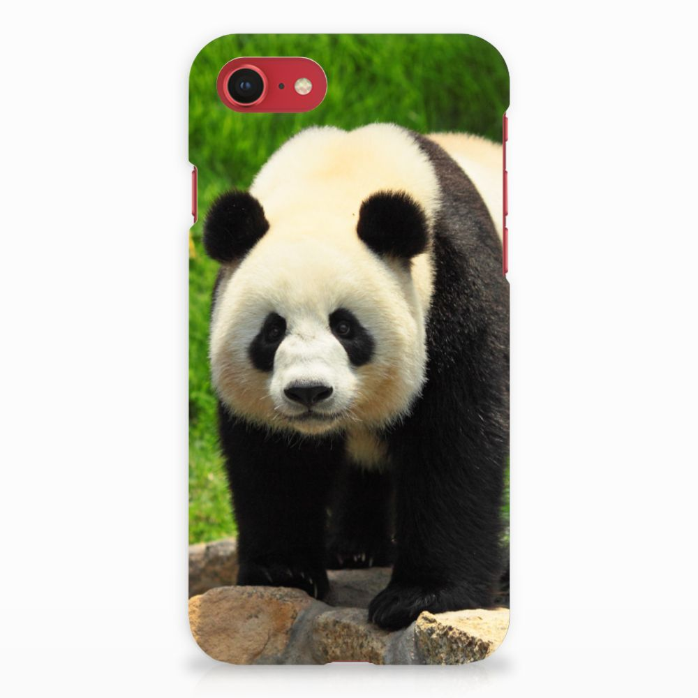 Apple iPhone 7 | 8 Hardcase Hoesje Design Panda