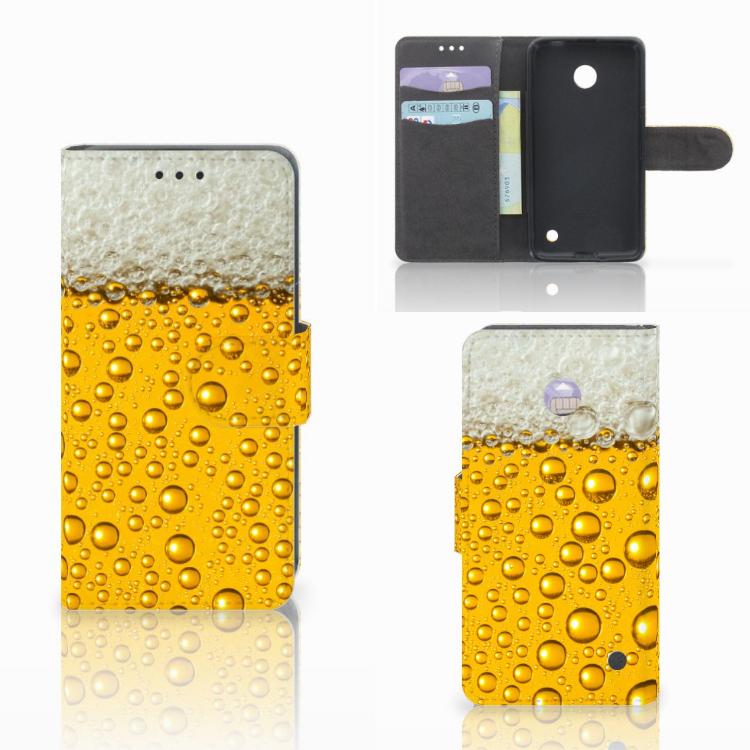 Nokia Lumia 630 Book Cover Bier