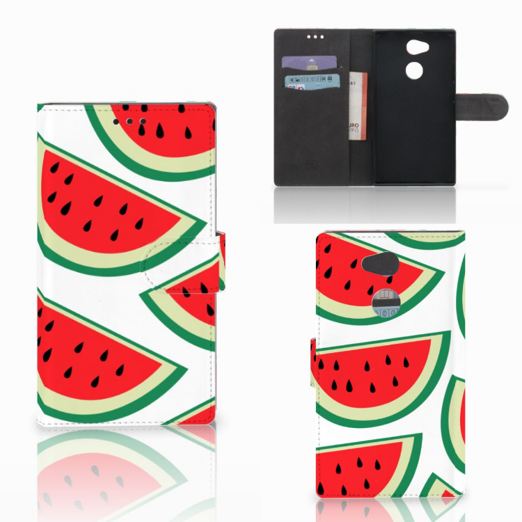 Sony Xperia L2 Book Cover Watermelons