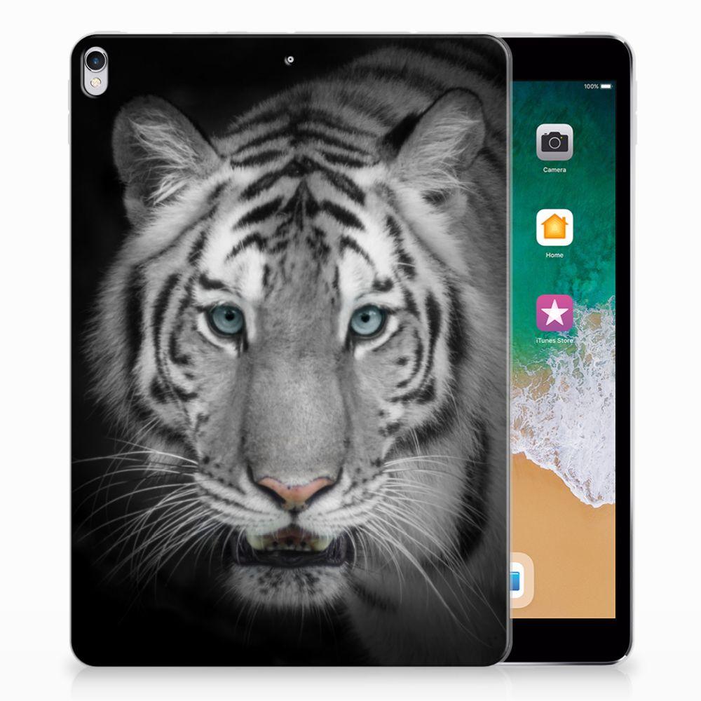 Apple iPad Pro 10.5 Uniek Tablethoesje Tijger