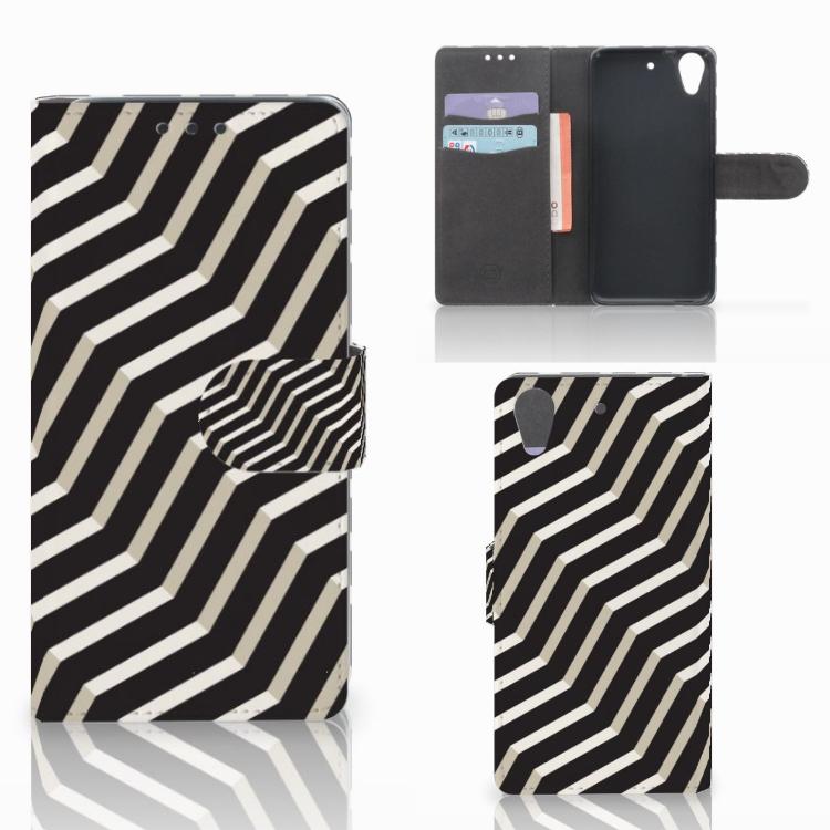 HTC Desire 626 | Desire 626s Bookcase Illusion