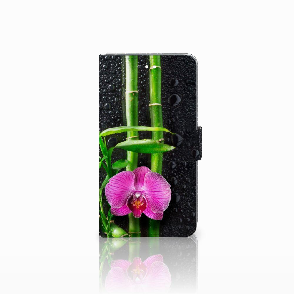 Huawei Ascend G7 Boekhoesje Design Orchidee