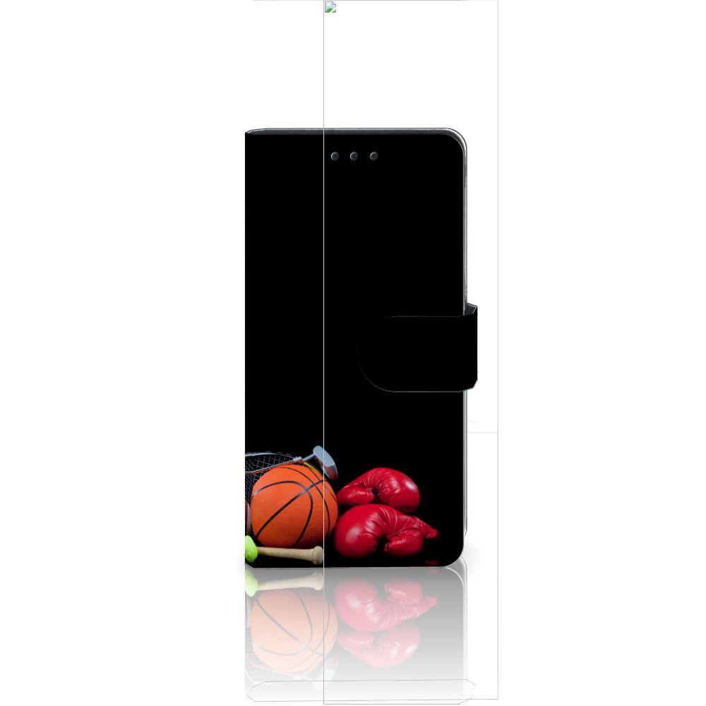 Huawei Ascend P8 Lite Boekhoesje Design Sports