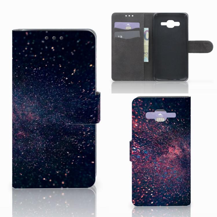 Samsung Galaxy J5 (2015) Bookcase Stars