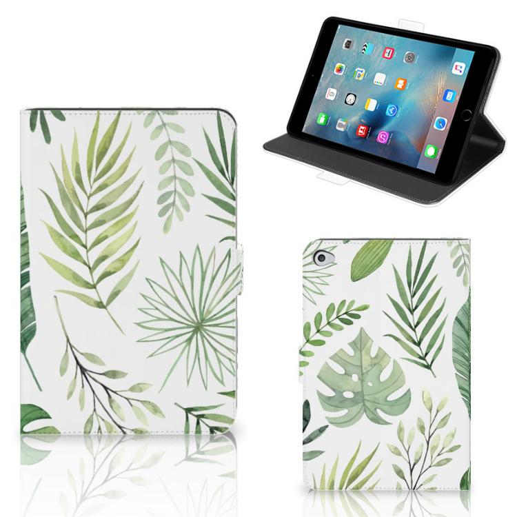 Apple iPad Mini 5 Tablet Cover Leaves