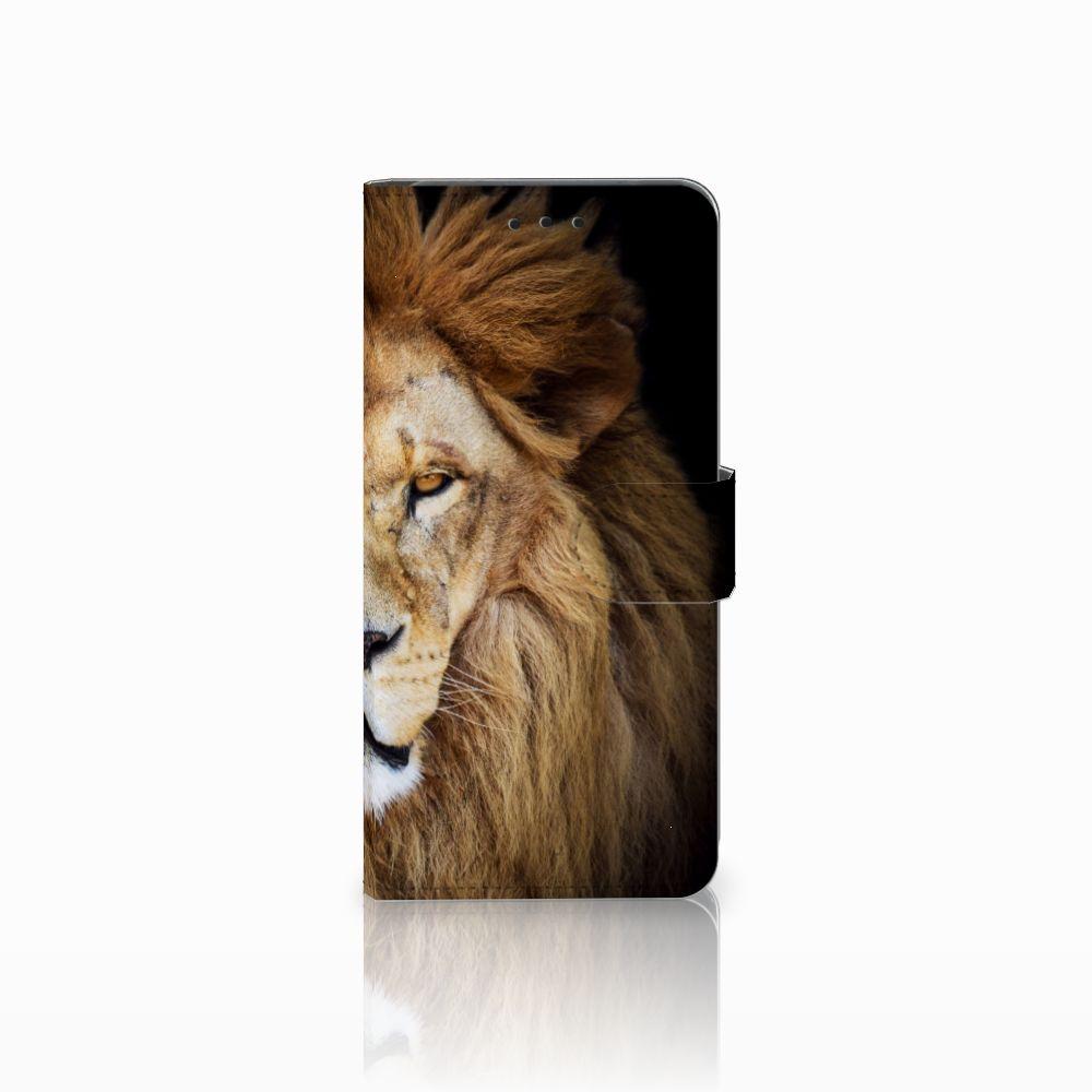 Huawei Mate 20 Pro Boekhoesje Design Leeuw