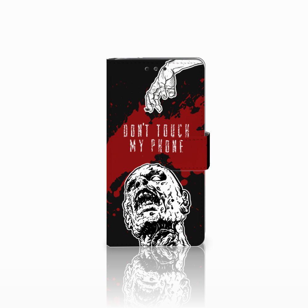 LG Bello 2 Boekhoesje Design Zombie Blood