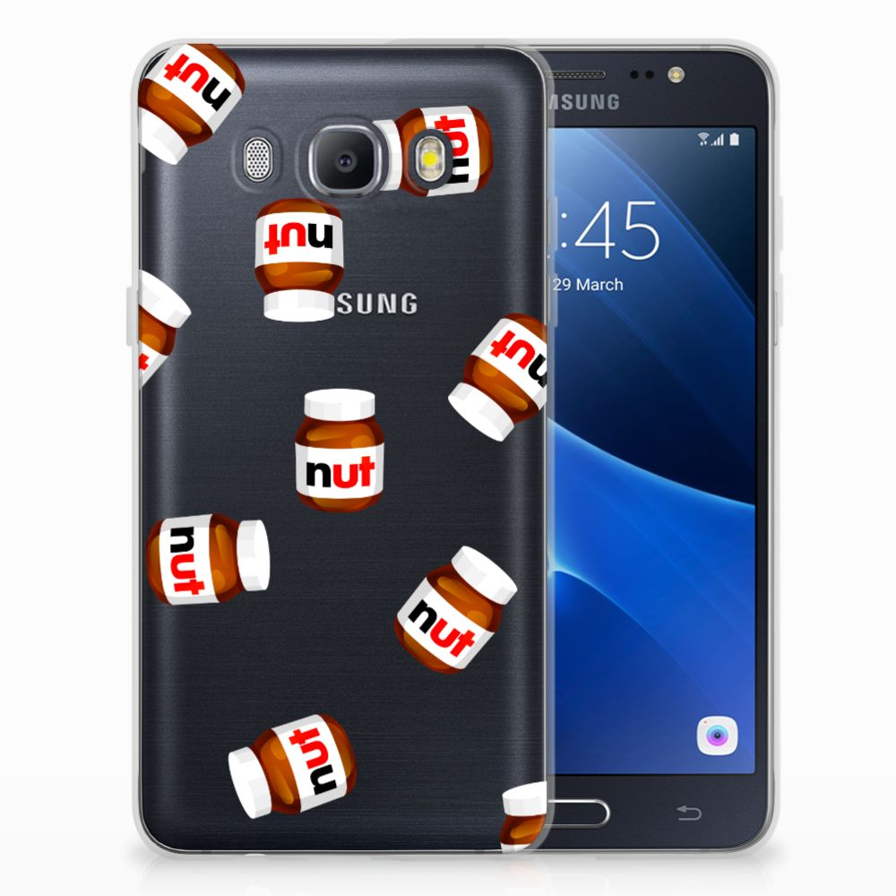 Samsung Galaxy J5 2016 Siliconen Case Nut Jar