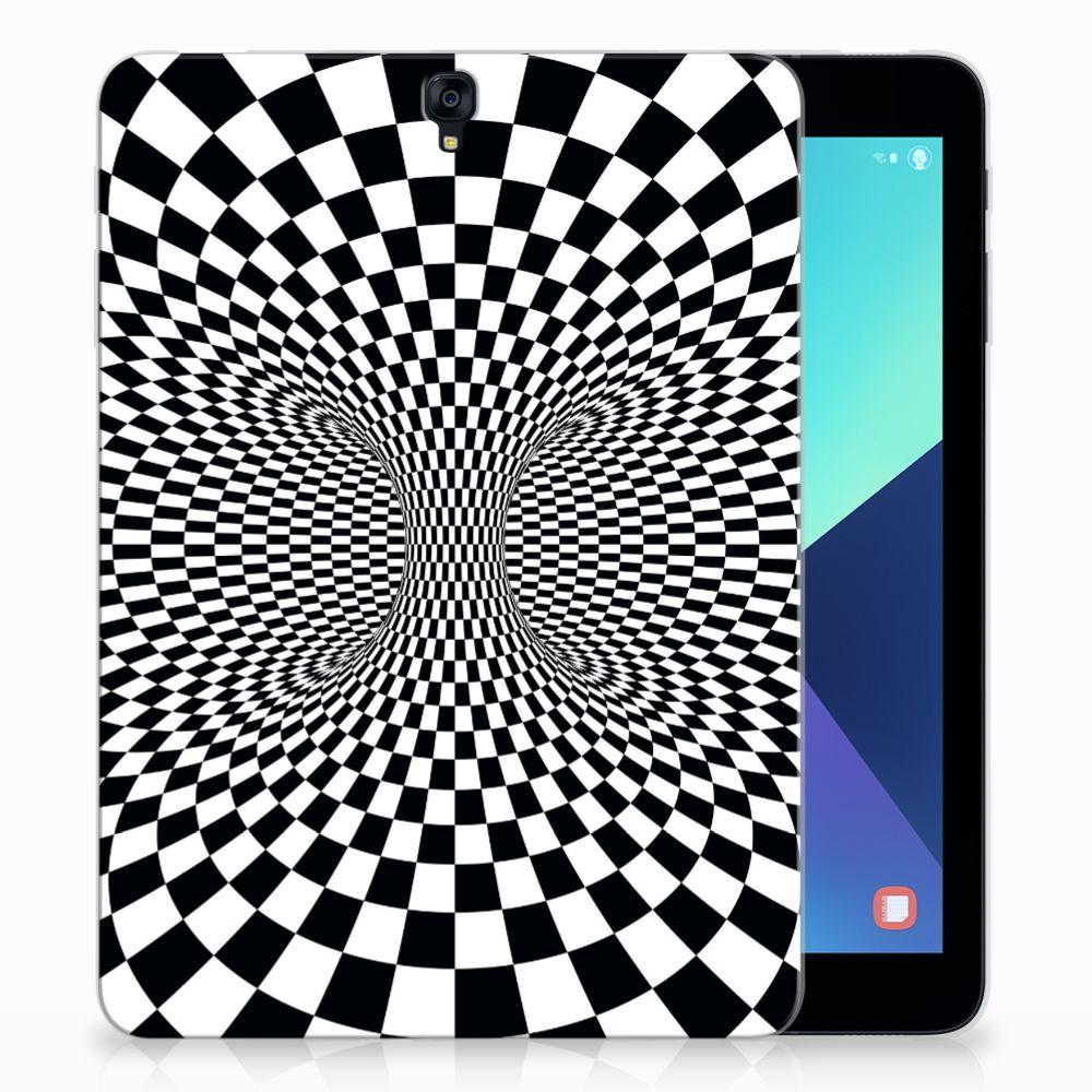 Samsung Galaxy Tab S3 9.7 Back Cover Illusie