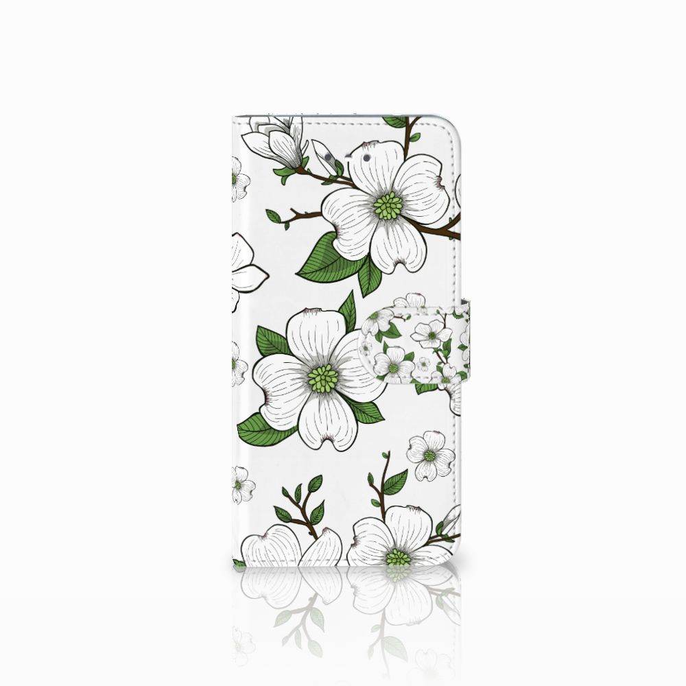 LG Nexus 5X Boekhoesje Design Dogwood Flowers