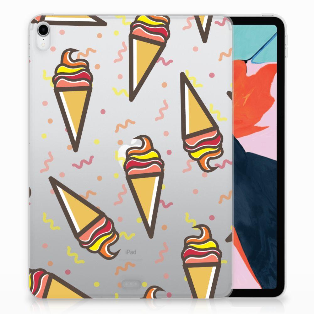Apple iPad Pro 11 inch (2018) Tablet Cover Icecream