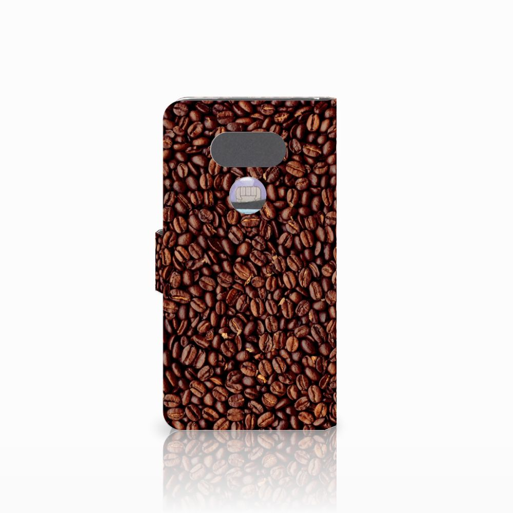 LG G5 Book Cover Koffiebonen
