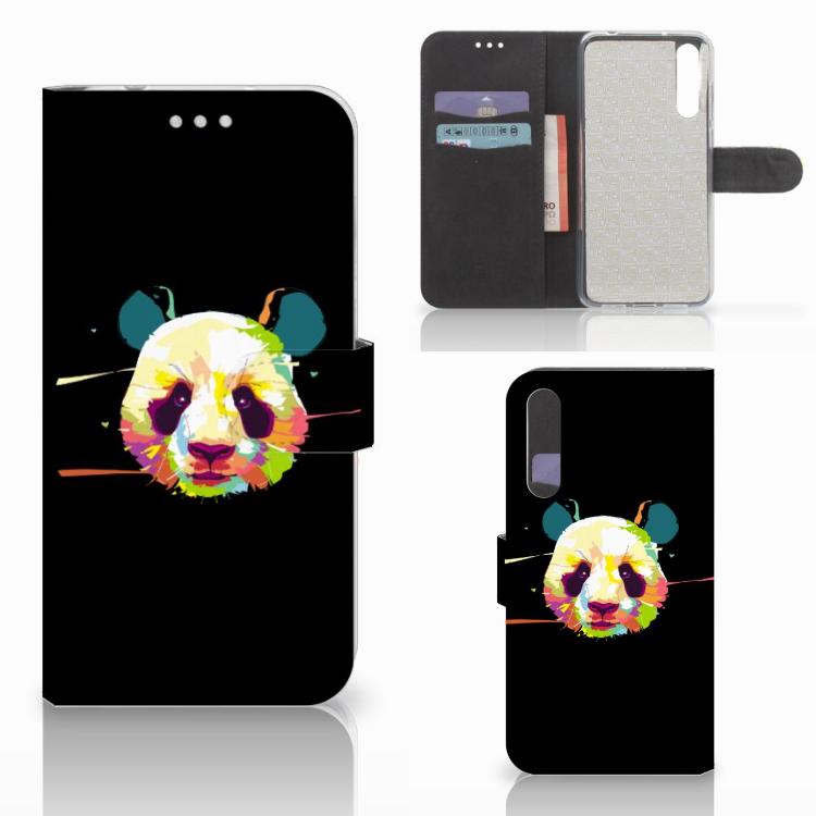 Huawei P20 Pro Leuk Hoesje Panda Color