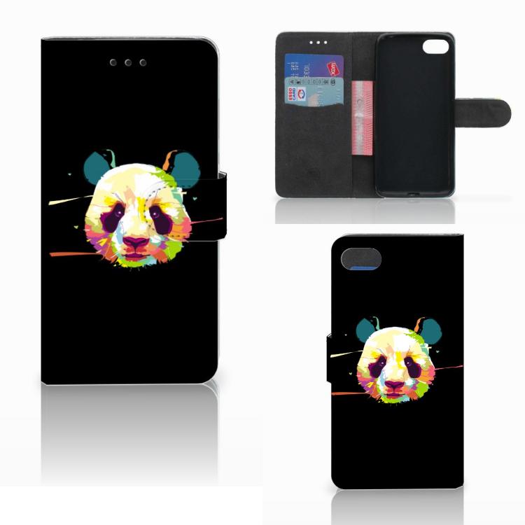 Huawei Y5 2018 Leuk Hoesje Panda Color