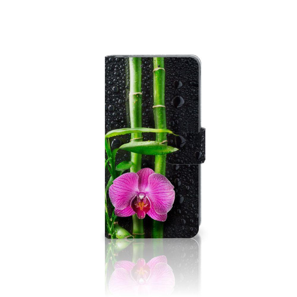 Sony Xperia Z2 Boekhoesje Design Orchidee