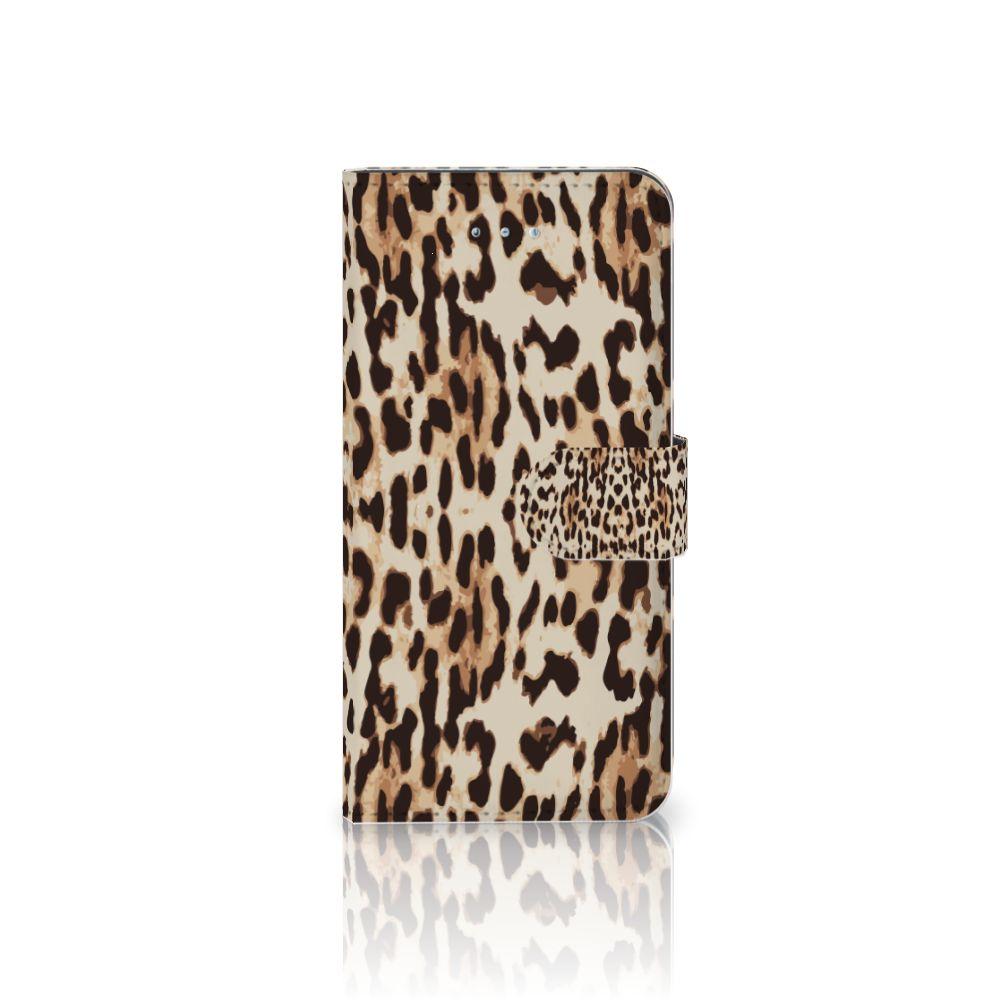 Honor 4A | Y6 Uniek Boekhoesje Leopard