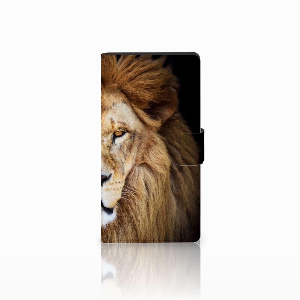 Sony Xperia C4 Boekhoesje Design Leeuw