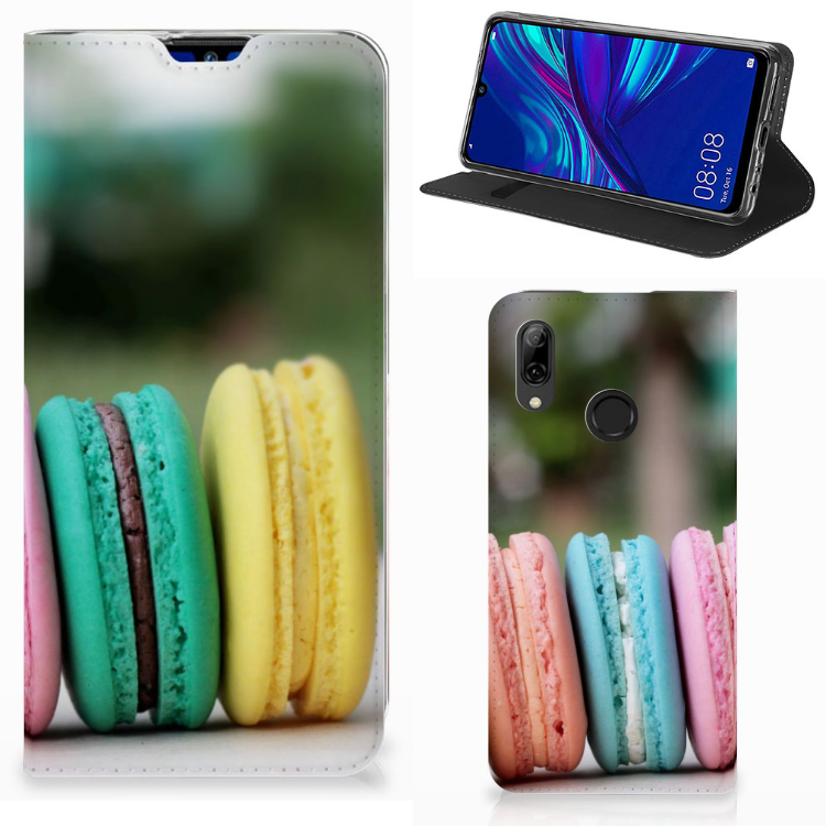 Huawei P Smart (2019) Flip Style Cover Macarons
