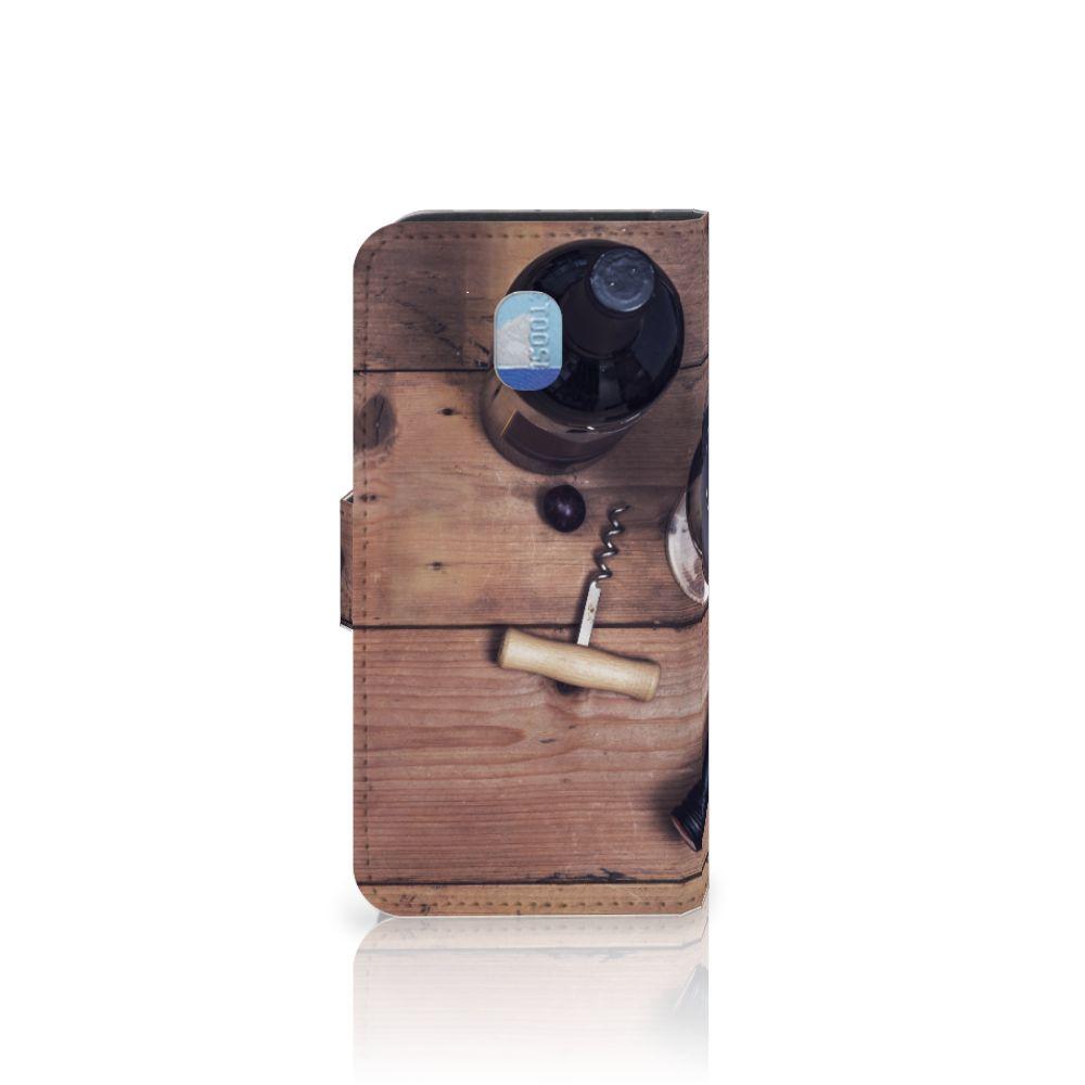Samsung Galaxy J3 (2018) Book Cover Wijn