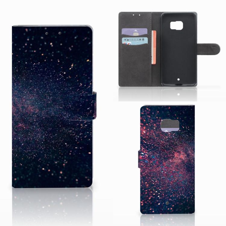 HTC U Ultra Bookcase Stars
