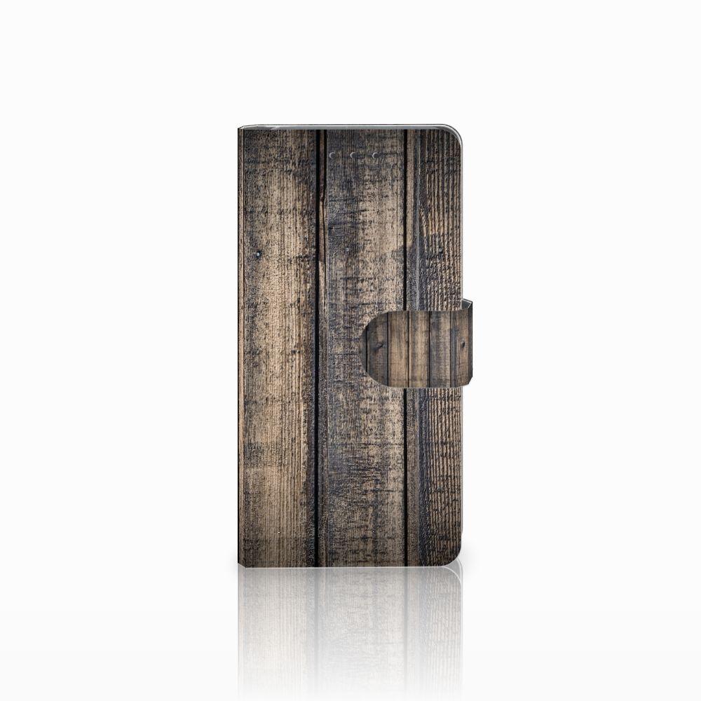 Samsung Galaxy Grand Prime | Grand Prime VE G531F Boekhoesje Design Steigerhout