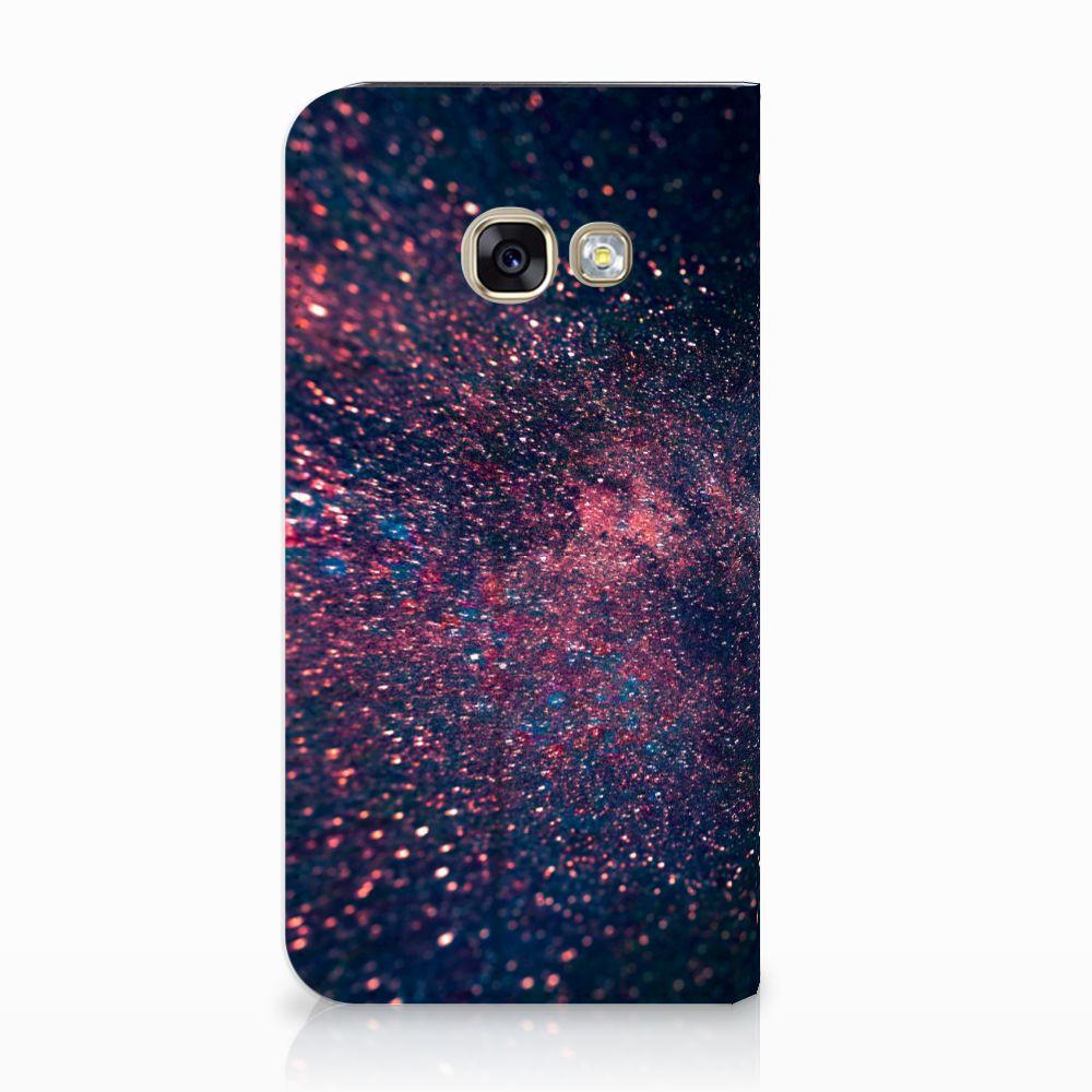 Samsung Galaxy A3 2017 Stand Case Stars