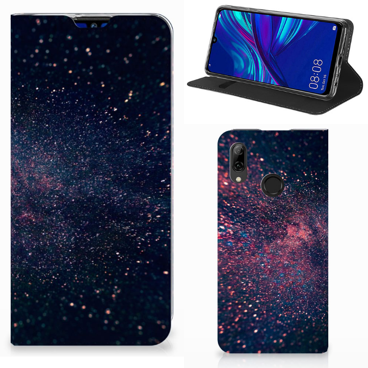 Huawei P Smart (2019) Stand Case Stars