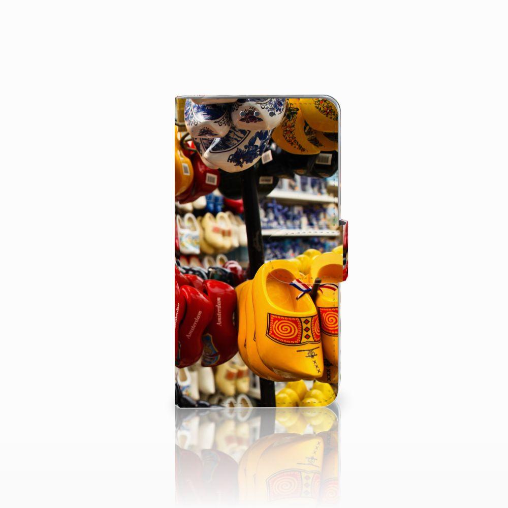 LG Q6 | LG Q6 Plus Boekhoesje Design Klompen