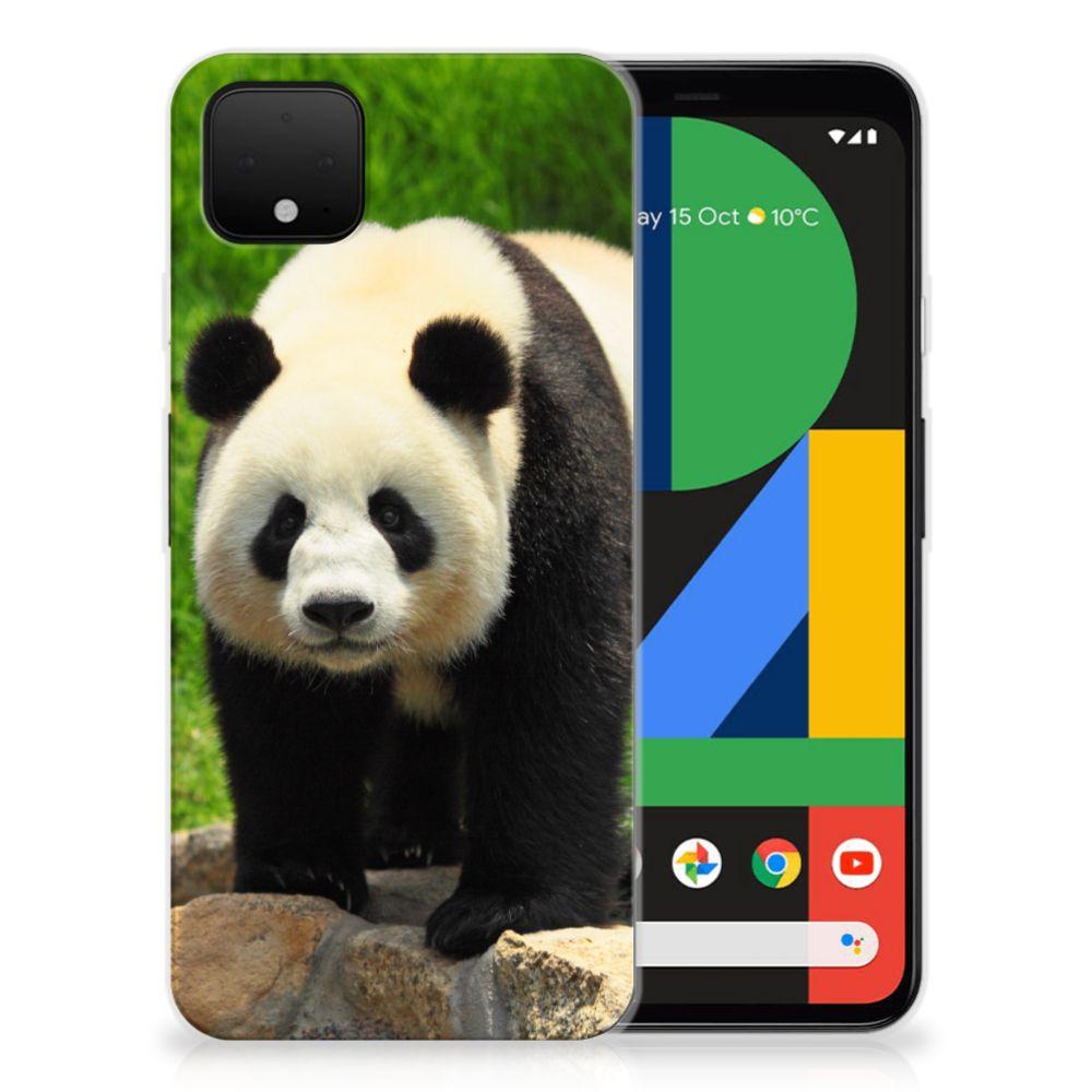 Google Pixel 4 XL TPU Hoesje Panda