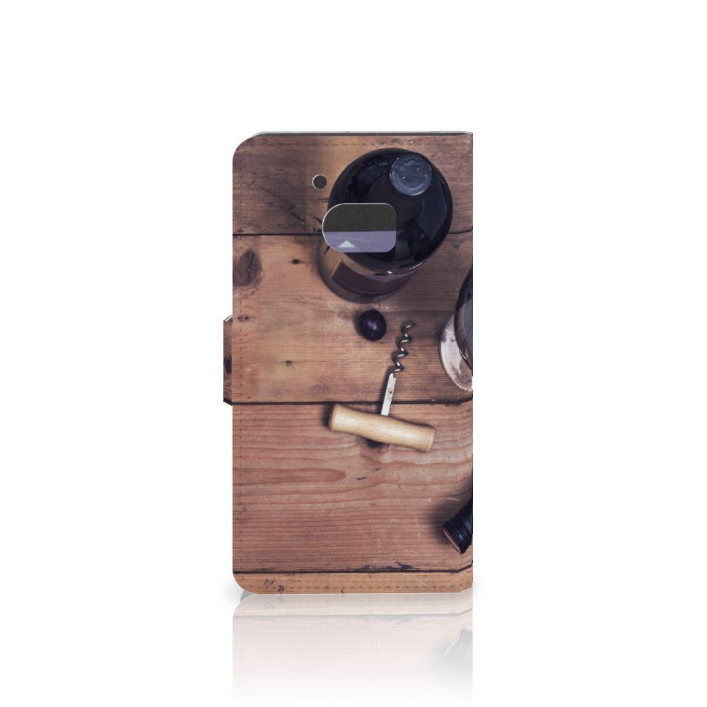 HTC 10 Book Cover Wijn