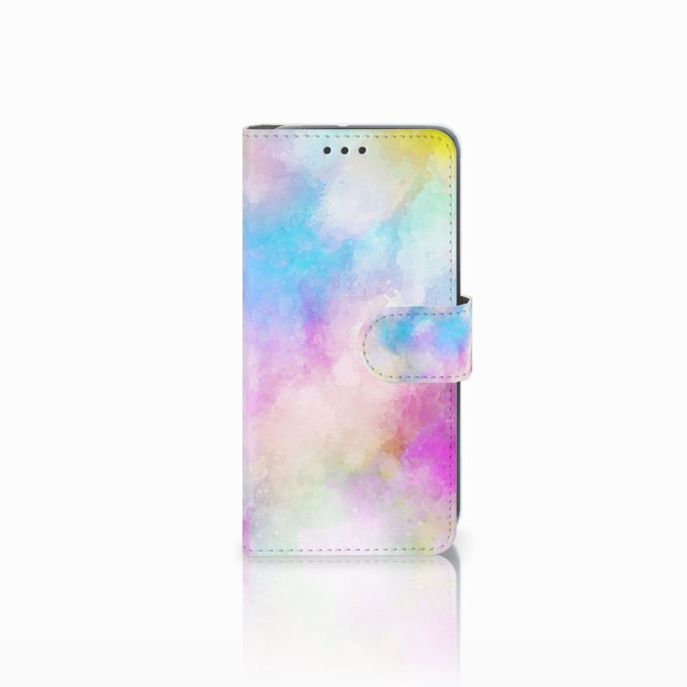 Hoesje HTC U11 Life Watercolor Light