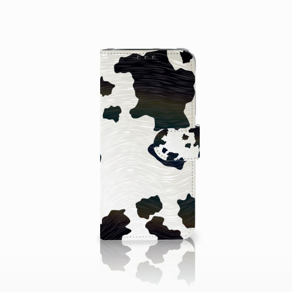 Xiaomi Pocophone F1 Boekhoesje Design Koeienvlekken